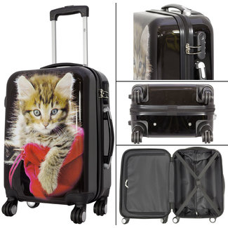 travelsuitcase koffers Cat II