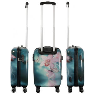 travelsuitcase koffers orchidee