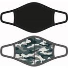 Beeren mondkapjes Camouflage heren Oeko-Tex 100 maat M 2 stuks