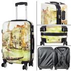 travelsuitcase reiskoffers Venetië  68x46x27cm 76 liter