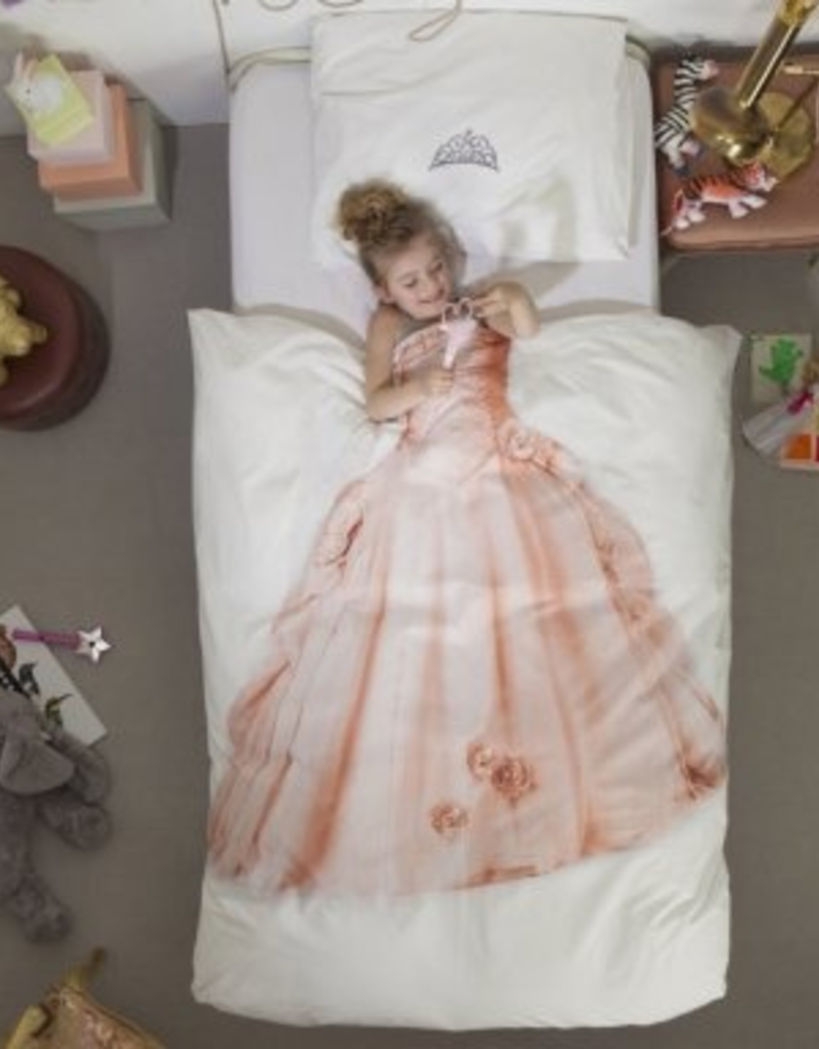 Snurk Dekbedovertrek Snurk Princess