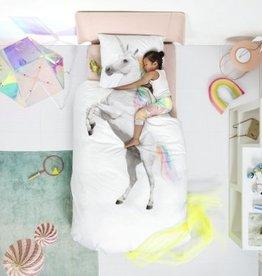 Snurk Dekbedovertrek Snurk Unicorn