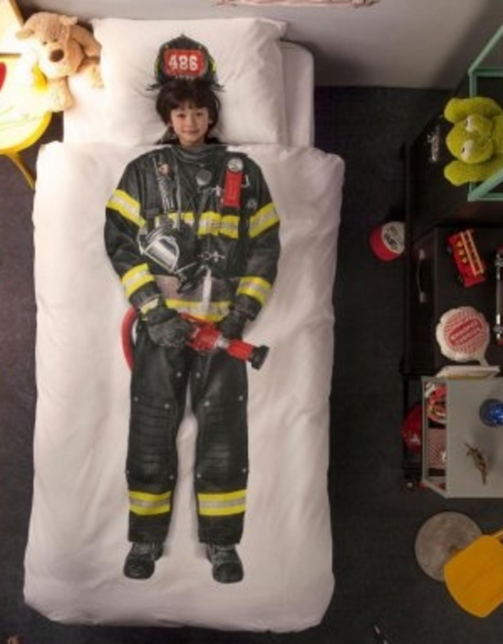 Snurk Dekbedovertrek Snurk Firefighter