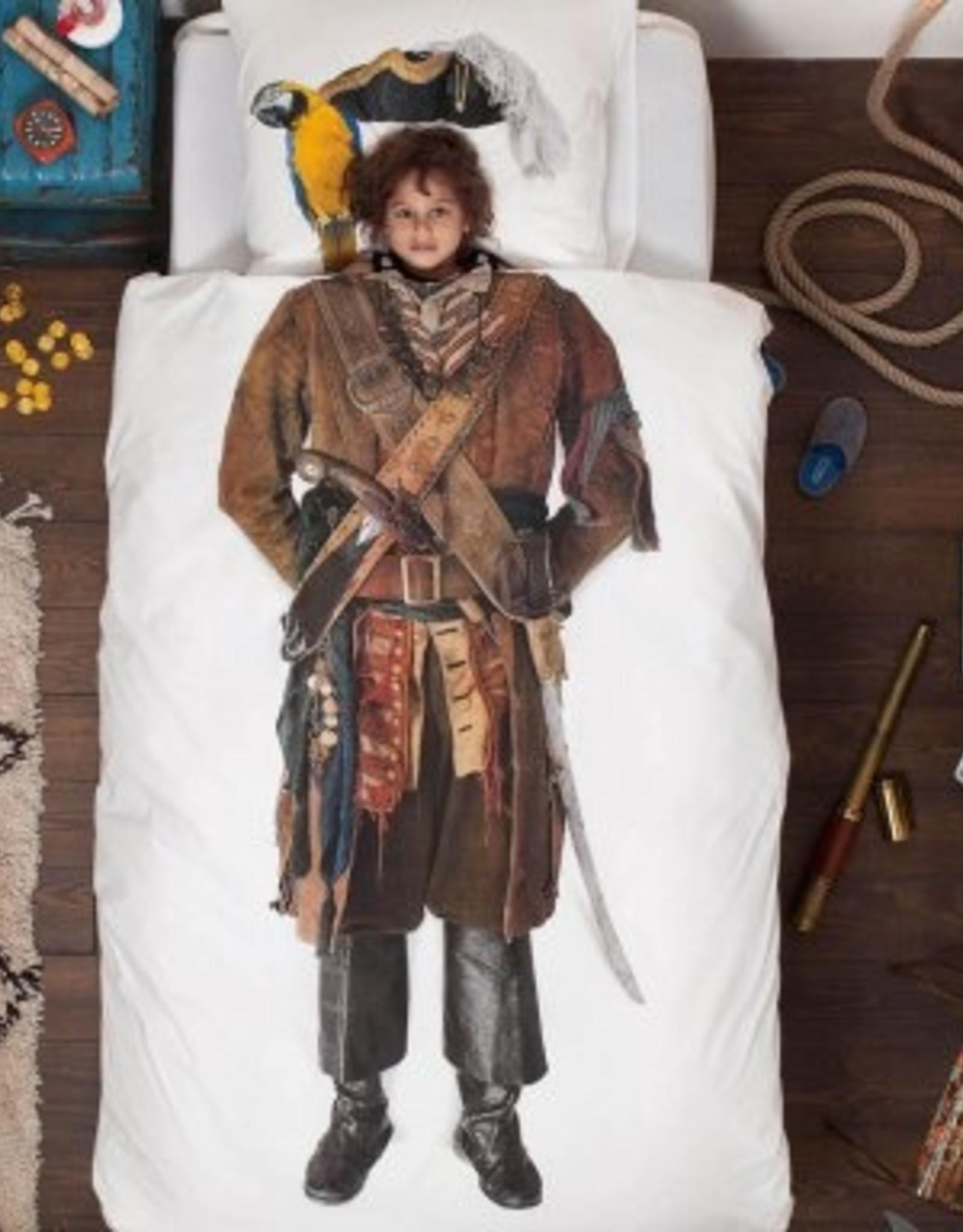 Snurk Dekbedovertrek Snurk Pirate