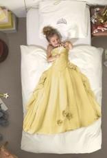 Snurk Dekbedovertrek Snurk Princess Yellow