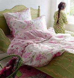Designers Guild Dekbedovertrek Designers Guild Apple Blossom