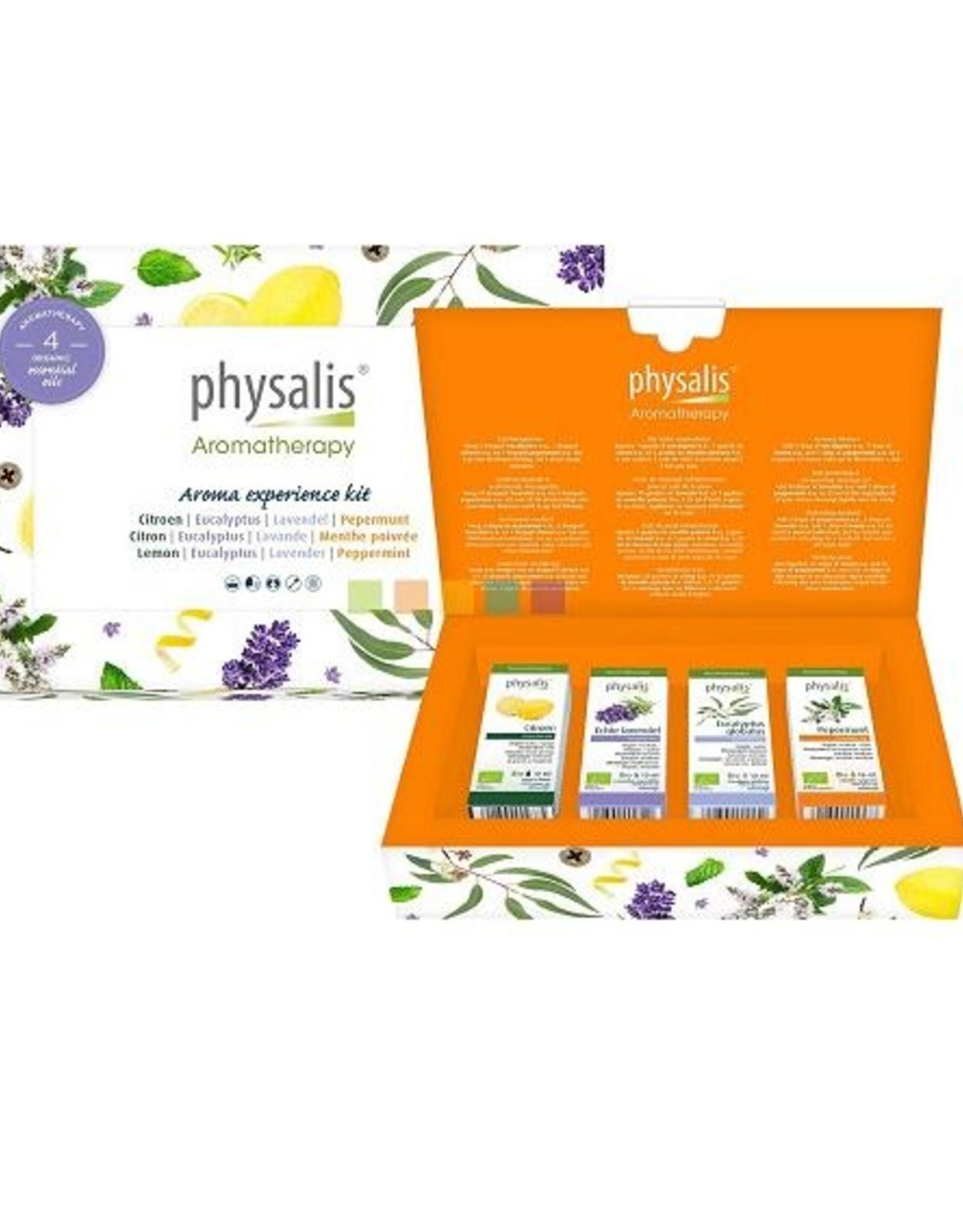 Physalis Physalis Aroma Experience Kit