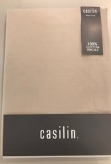 Casilin Hoeslaken Royal Percale Topper, wit