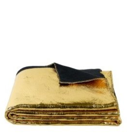 Zoeppritz Plaid Zoeppritz Crack, gold, kleur 100