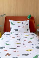 Snurk Dekbedovertrek Snurk Paper Zoo