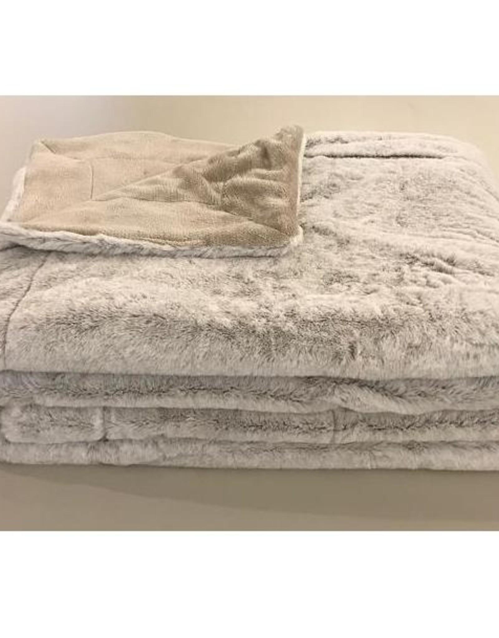 Sleepconsult Plaid Marthe beige