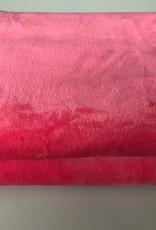 Sleepconsult Plaid Micro 150 x 200 cm , Fraise
