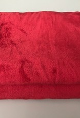 Sleepconsult Plaid Micro 150 x 200 cm , Rood