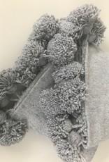 Flamant Plaid Flamant Nappe Grey 150 x 200 cm