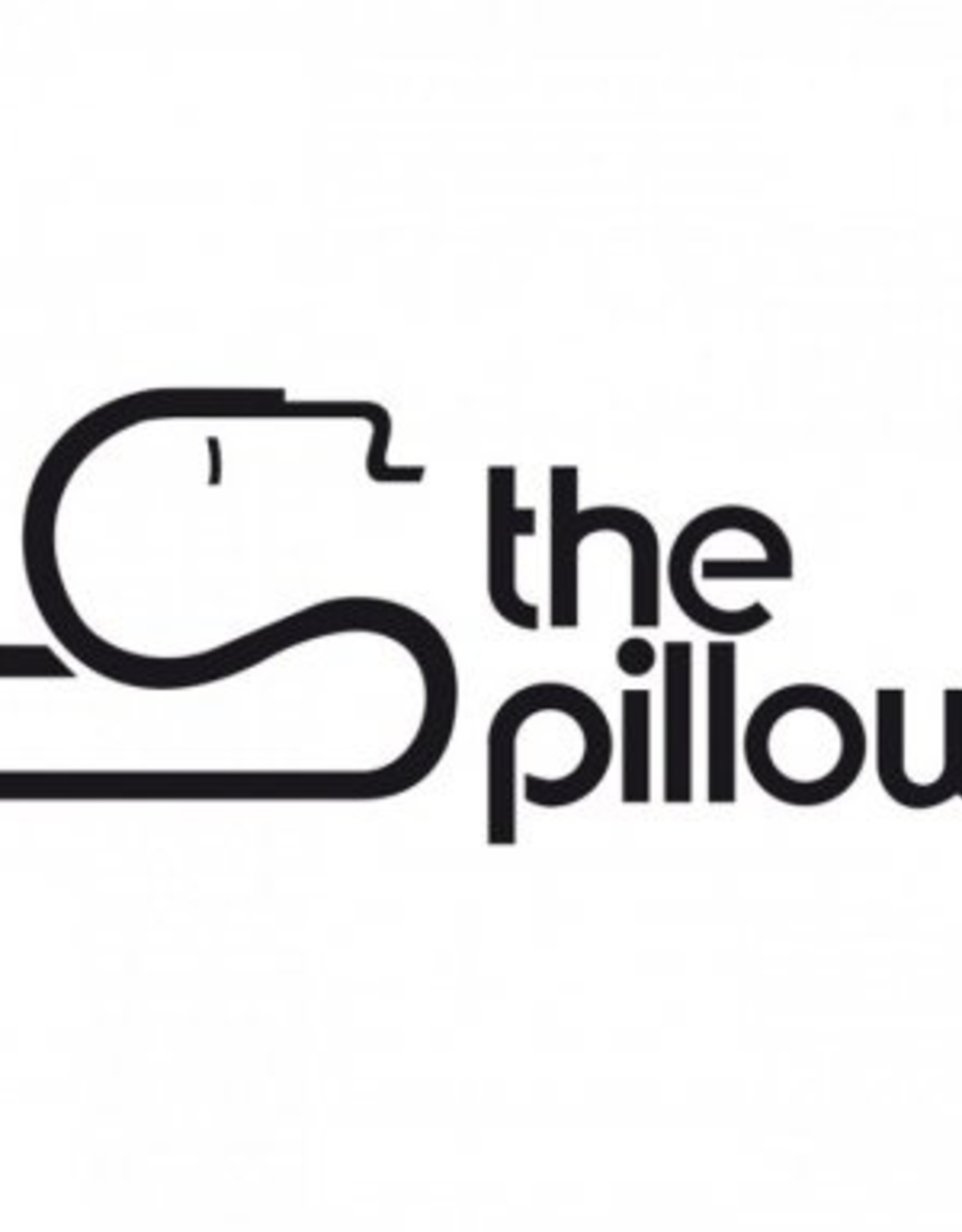 The Pillow Kussensloop The Pillow Standard - wit