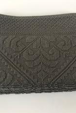 Vivaraise Decoratiemat/badmat Enzo 110 x 54 cm - Ardoise