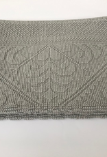 Vivaraise Decoratiemat/badmat Enzo 110 x 54 cm - Orage