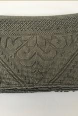 Vivaraise Decoratiemat/badmat Enzo 110 x 54 cm - Khaki