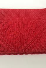 Vivaraise Decoratiemat/badmat Enzo 110 x 54 cm - Coquelicot