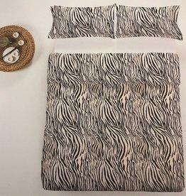 Casilin Dekbedovertrek Casilin Zebra Skin Flanel