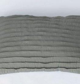 Flamant Sierkussen Flamant Caro dark grey 30 x 50cm