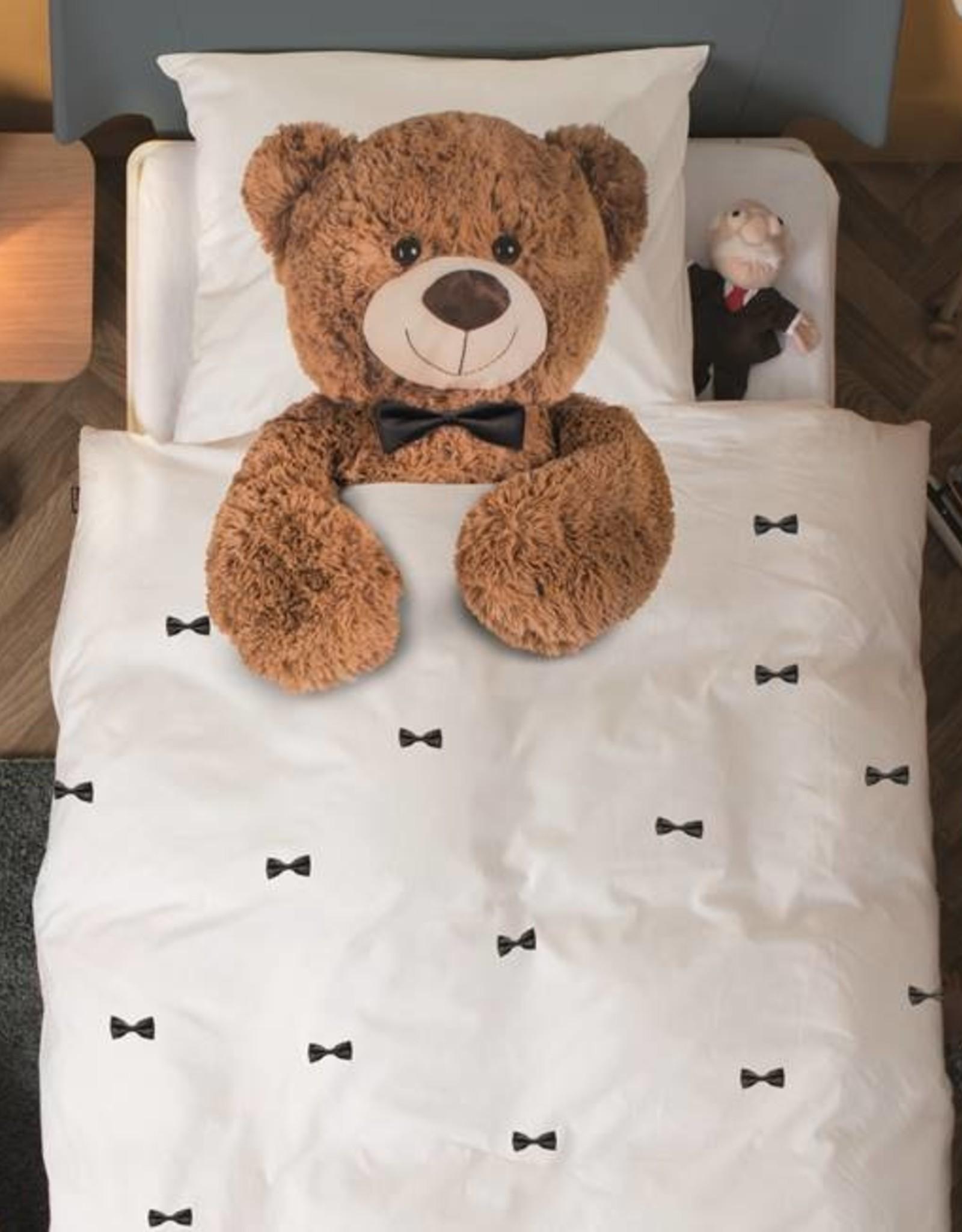 Snurk Dekbedovertrek Snurk Teddy Flanel