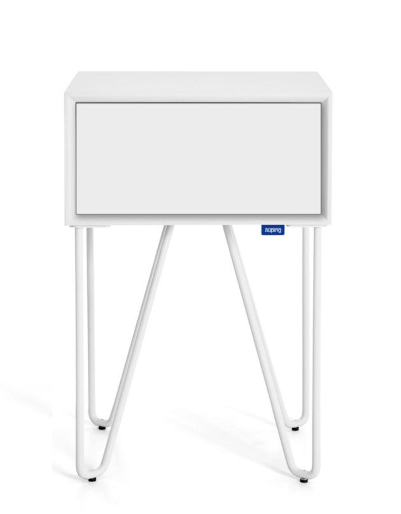 Auping Nachttafel Pixel - 02 Pure White