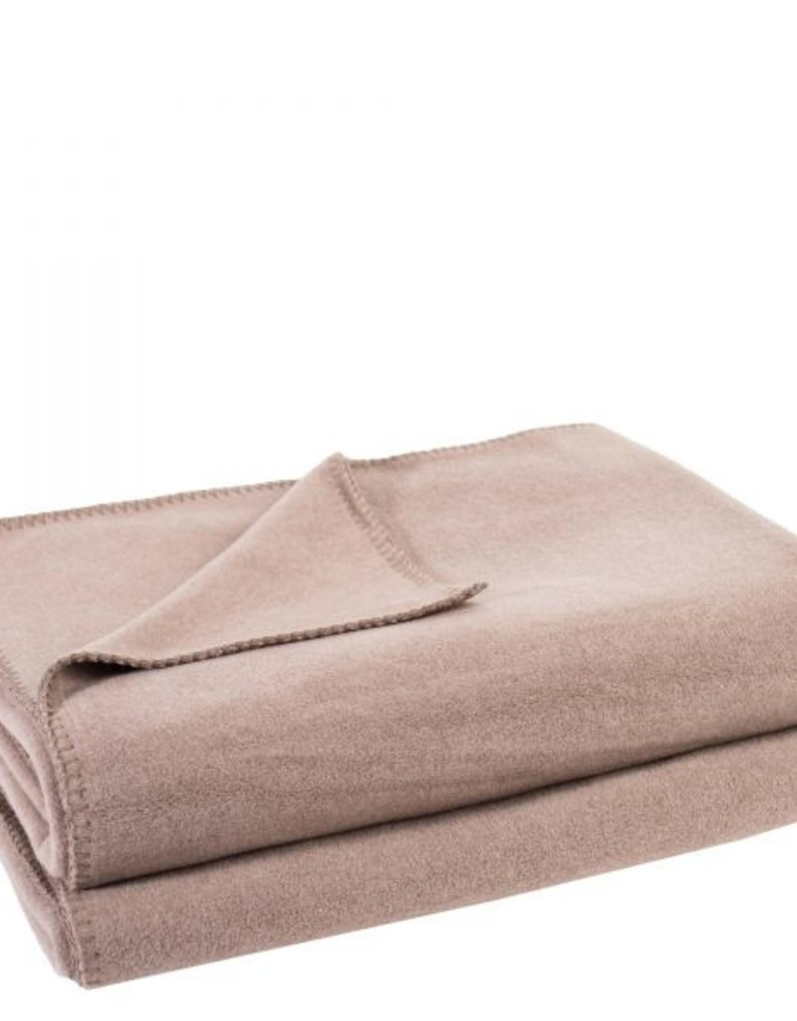 Zoeppritz Plaid Zoeppritz Soft Fleece,  Sand, kleur 40