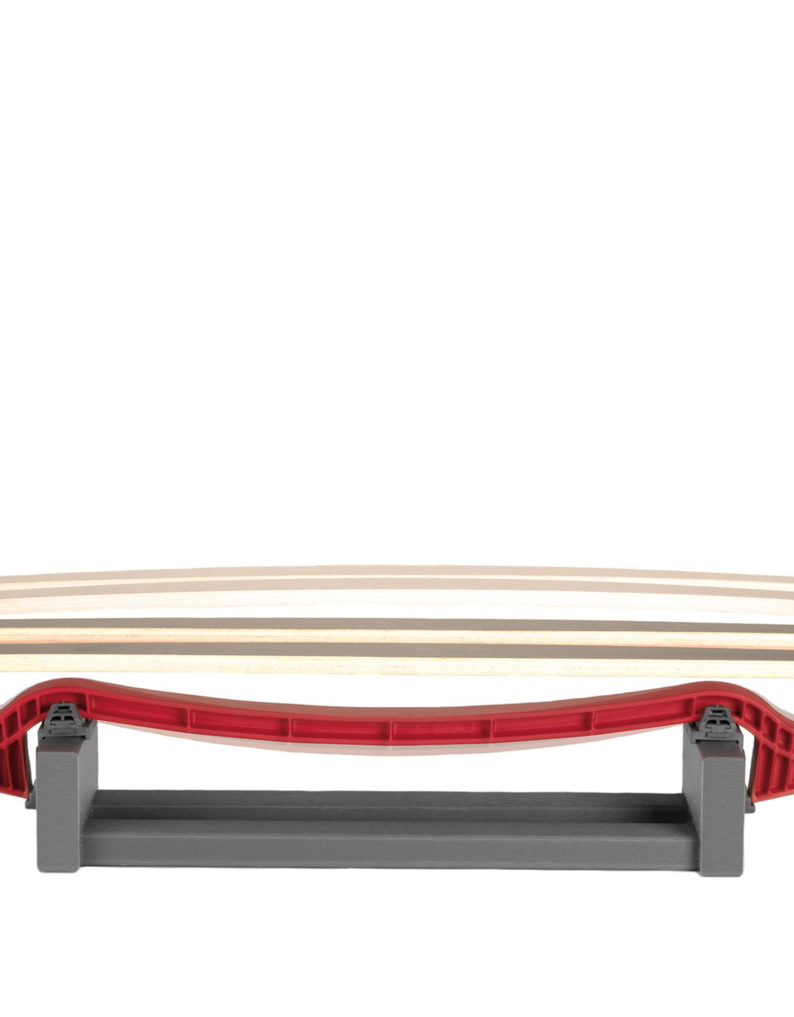 Swissflex Lattenbodem Uni 20-35RF hoofd, rug (motor) & voet