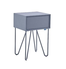 Auping Nachttafel Pixel - 03 Cool Grey