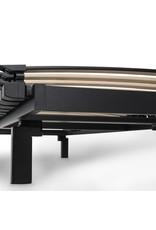 Swissflex Lattenbodem Uni 15-35 Bridge hoofd, rug en voet
