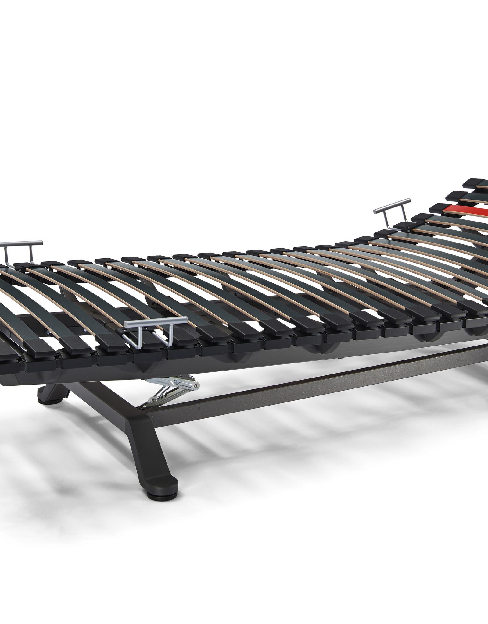 Swissflex Lattenbodem Uni 22-25 Bridge hoofd & voet