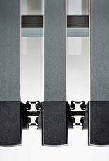Swissflex Lattenbodem Uni 22-35RF hoofd, rug (motor) & voet