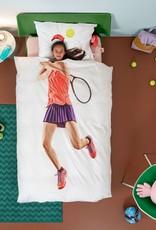 Snurk Dekbedovertrek Snurk Tennis