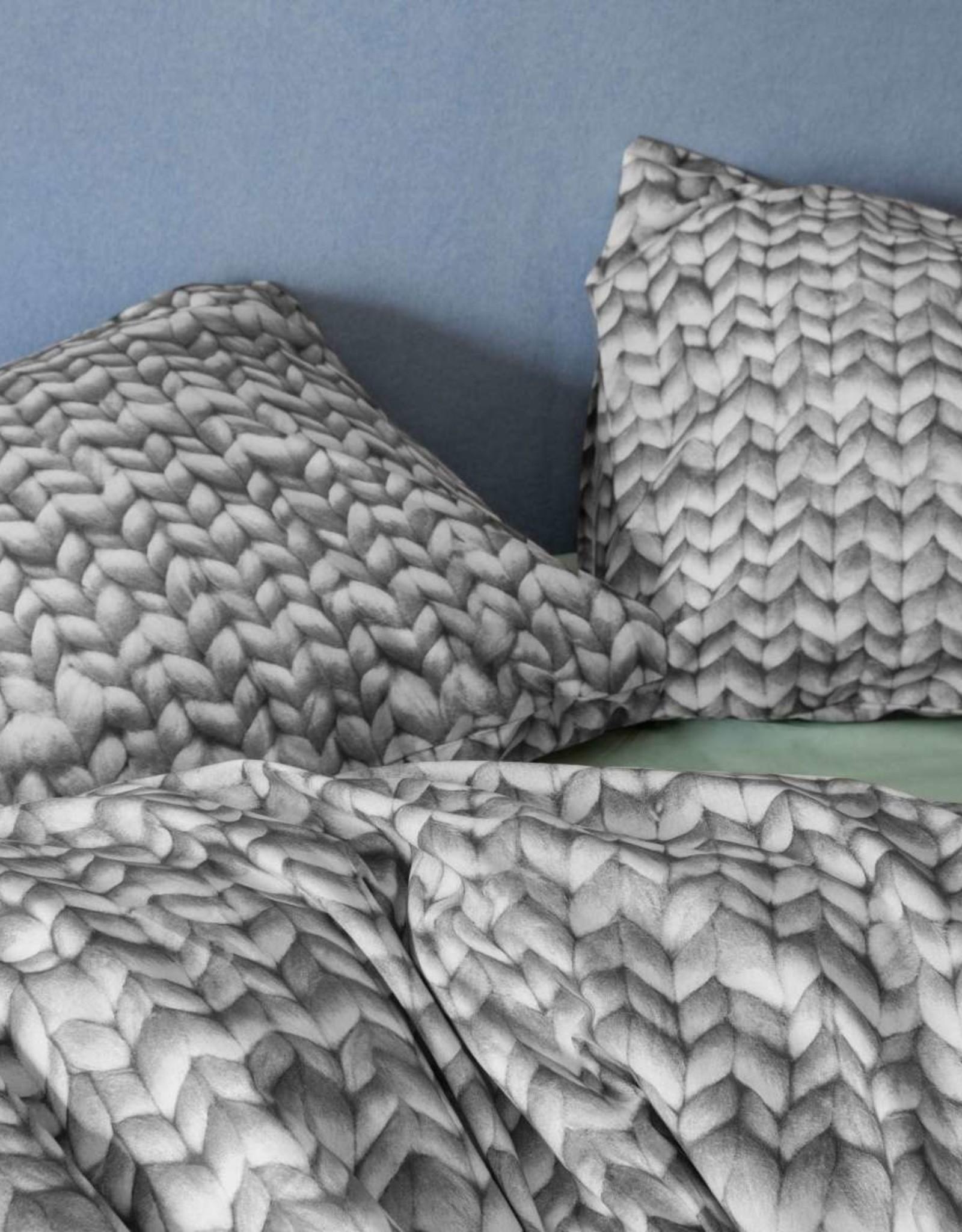 Snurk Dekbedovertrek Snurk Twirre Cool Grey