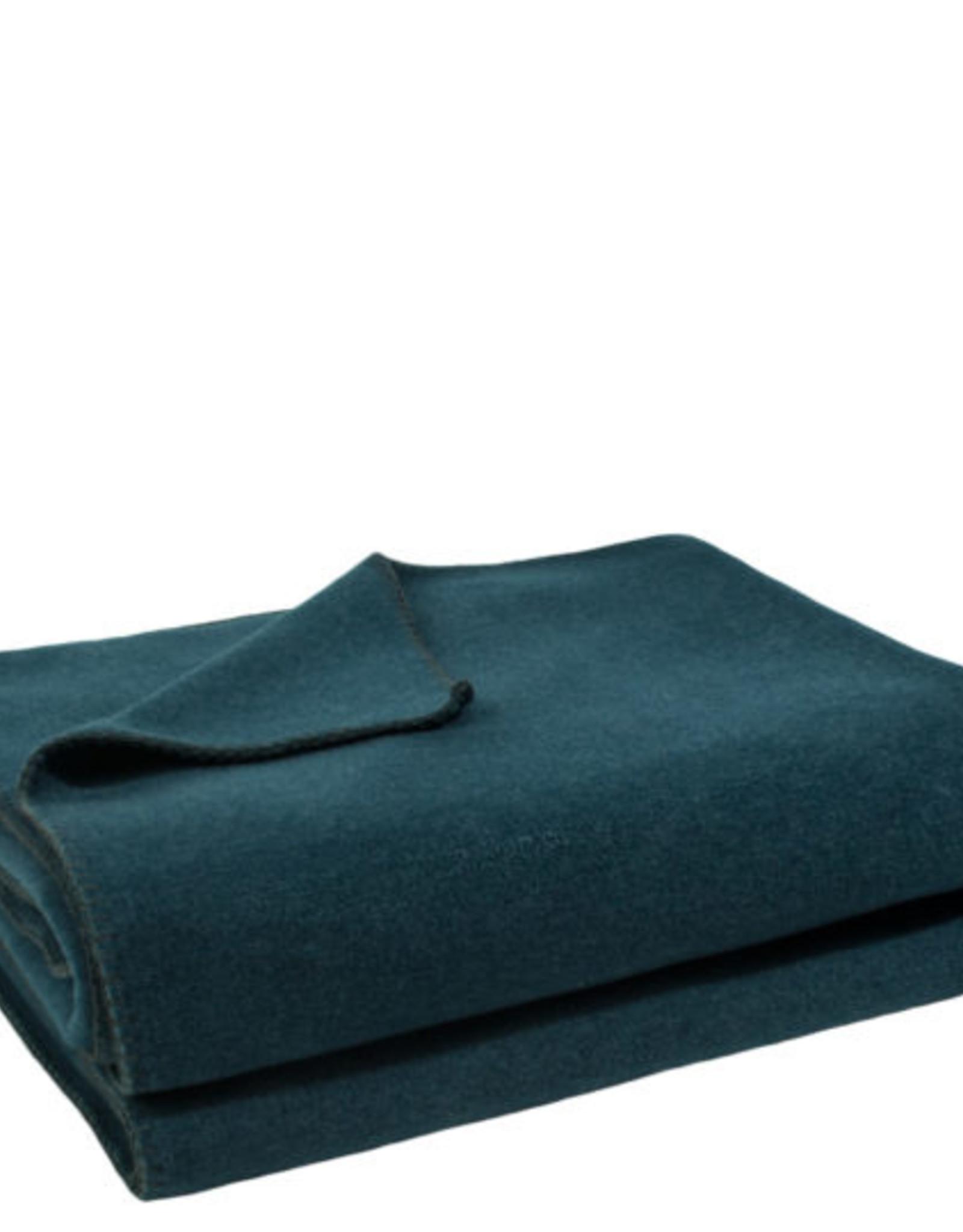 Zoeppritz Plaid Zoeppritz Soft Fleece, Dark Ocean, kleur 795