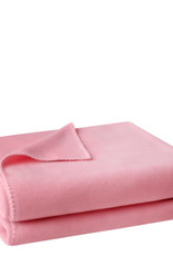 Zoeppritz Plaid Zoeppritz Soft Fleece, Dusky Pink, kleur 321