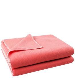 Zoeppritz Plaid Zoeppritz Soft Fleece, Coral, kleur 235