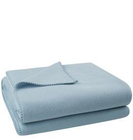 Zoeppritz Plaid Zoeppritz Soft Fleece, Azur, kleur 520