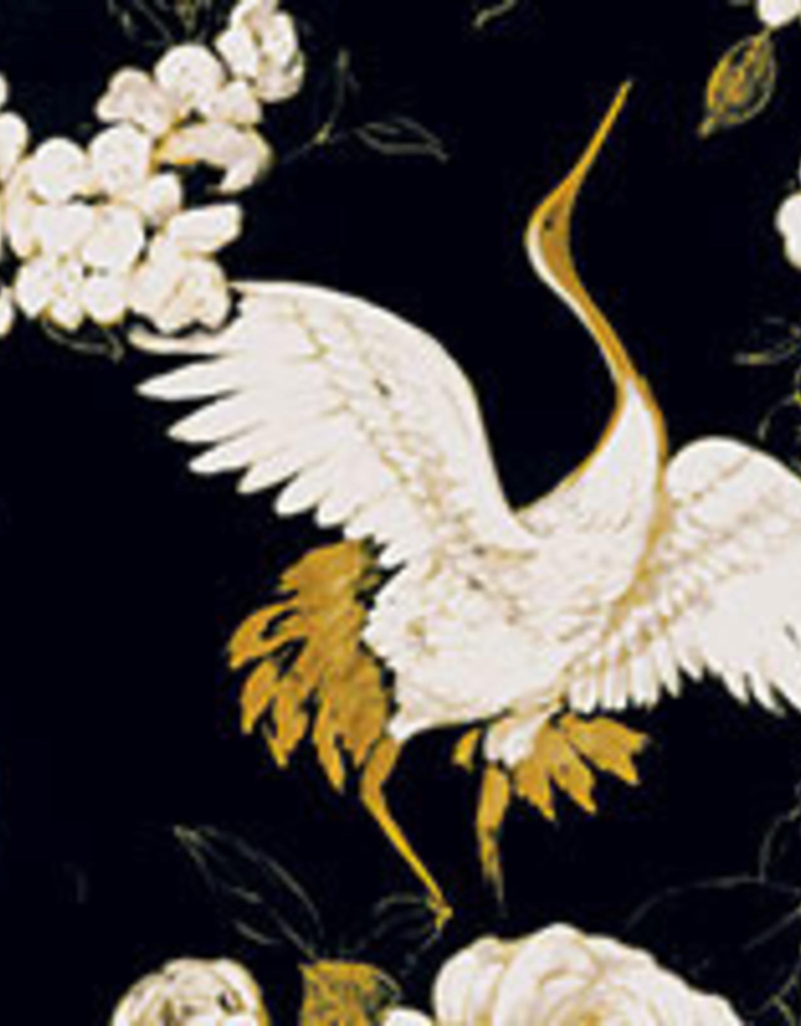 Dondi Home Dekbedovertrek Dondi Japan Onyx Yellow