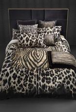 Roberto Cavalli Dekbedovertrek Roberto Cavalli African Zebra Black