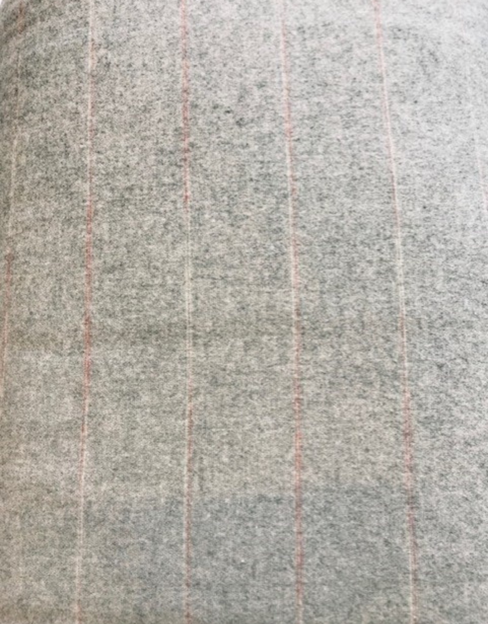 Sognoblu Dekbedovertrek Sognoblu Flanel Fiamma Medium Grey
