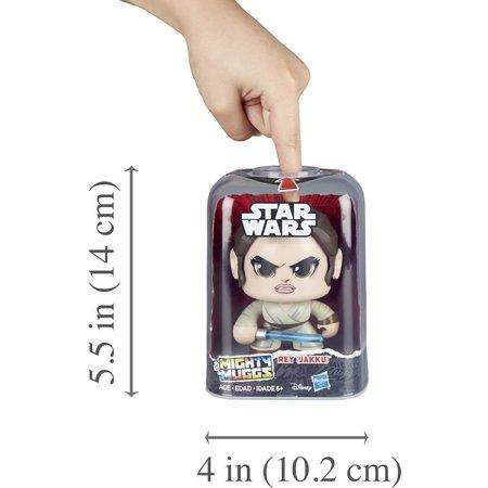 Star Wars Star Wars Mighty Muggs Rey - Actiefiguur