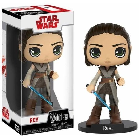 Star Wars Funko / Wobbler - Rey (Star Wars: The Last Jedi)