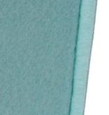 Present Time Present Time Opbergmand Mellow Vilt 3 Formaten – Stijlvolle en Unieke Opberger – Bureau Mand – Opberg Box – Blauw