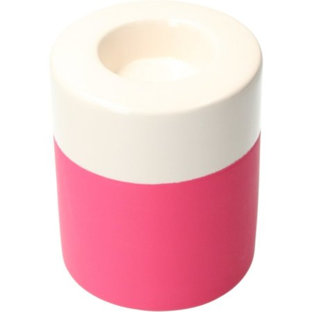 Present Time Present Time Theelichthouder Dipp-It – Designed By Studio Stijl – Waxinelichthouder 11cm– Sfeervolle Accessoire– Neon roze