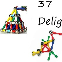 3D Magneetpuzzel 37 Delig