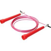 Sport Springtouw Professioneel – Speed Rope – Verzwaard Springtouw voor Conditietraining – Rood