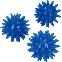 Set van 3 Kleine Massage Balletjes Blauw
