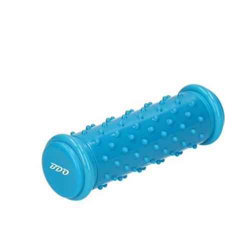Banzaa BDO Voetmassage Roller 2 Stuks – Triggerpoint Massage – Anti Stress Rol 19cm – Blauw